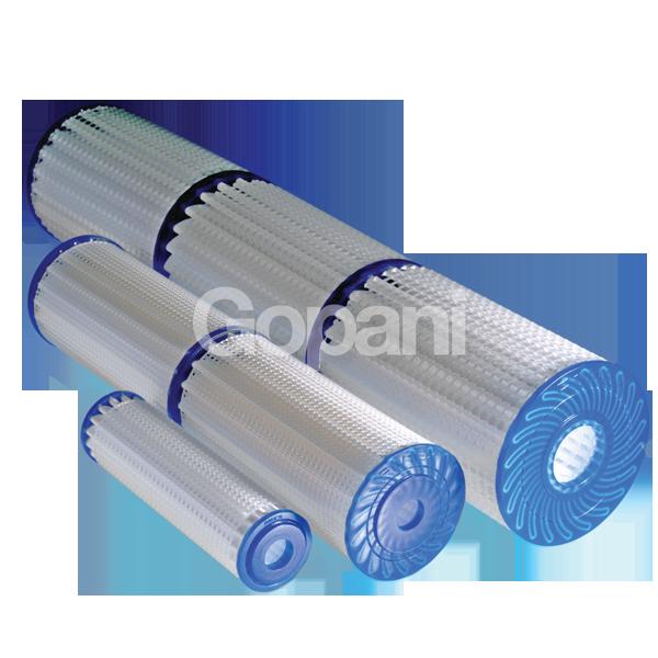 Radial Cartridges (UHMWPE)