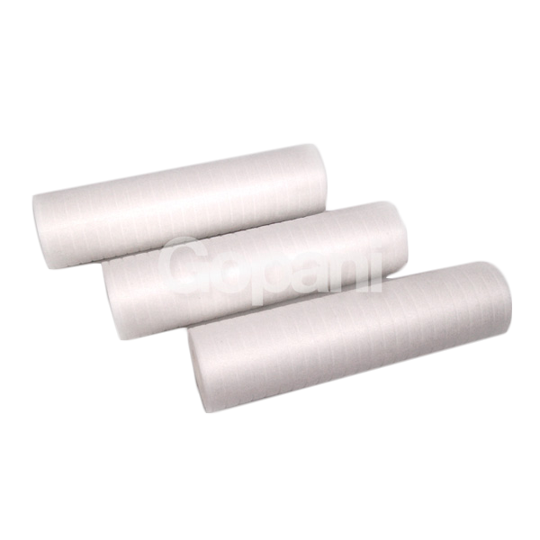 melt blown spun filter cartridges