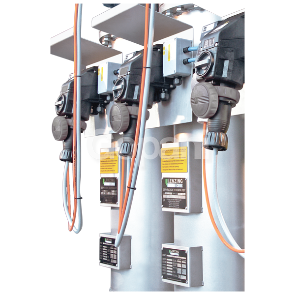 Filtration Systems for Industrial
