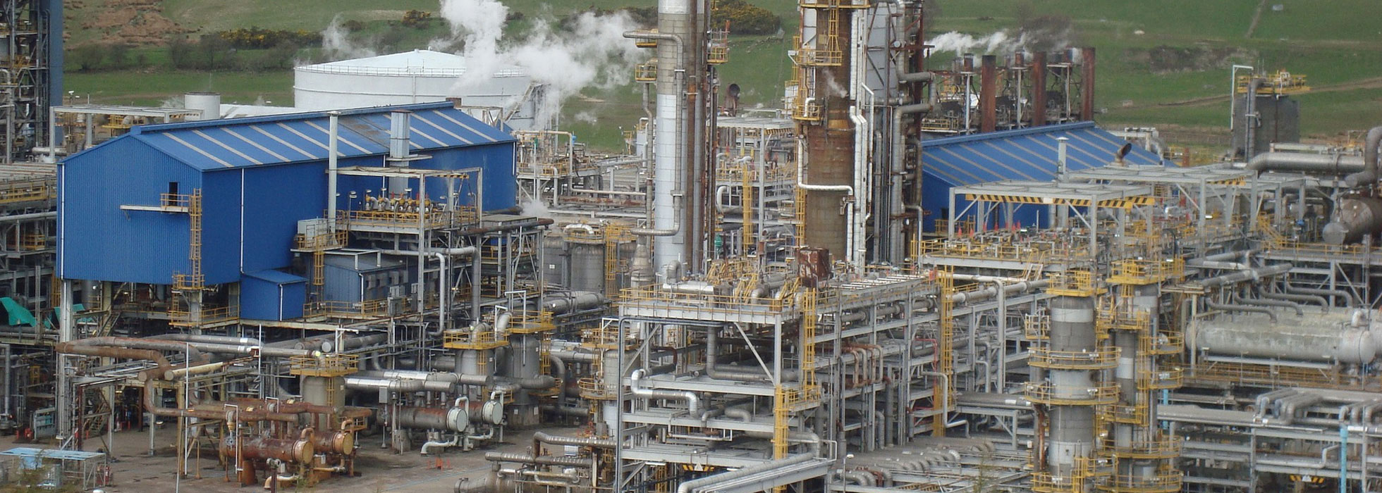 Refineries and Petrochemicals