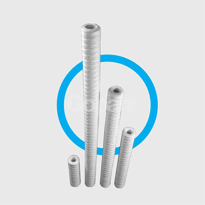 Clarywound Ultra string wound cartridge filter