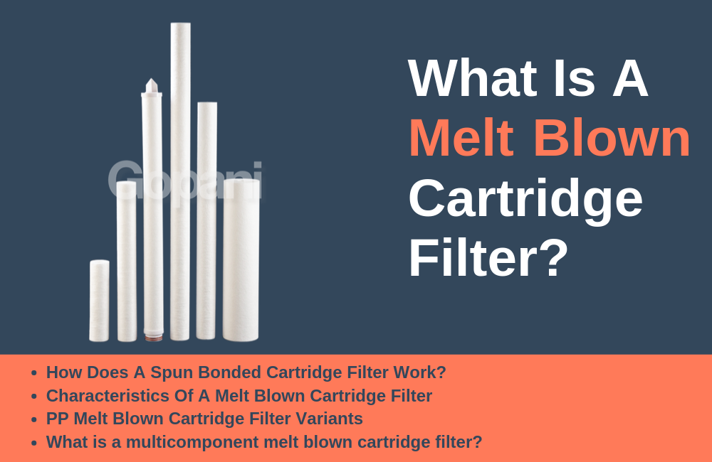 What is Melt blown Filter Cartridge?