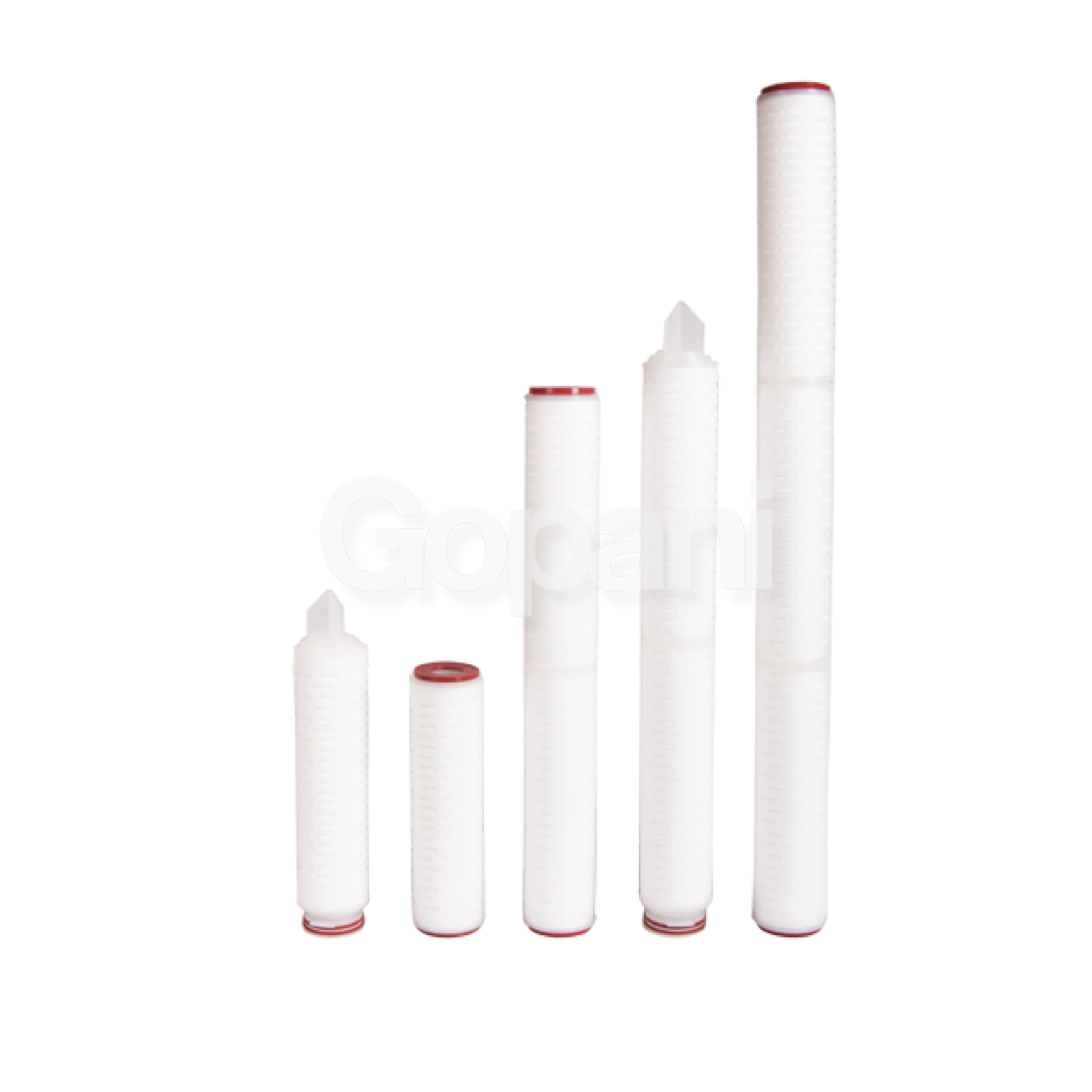 Pleated Cartridge Filters - Gopani Product Systems