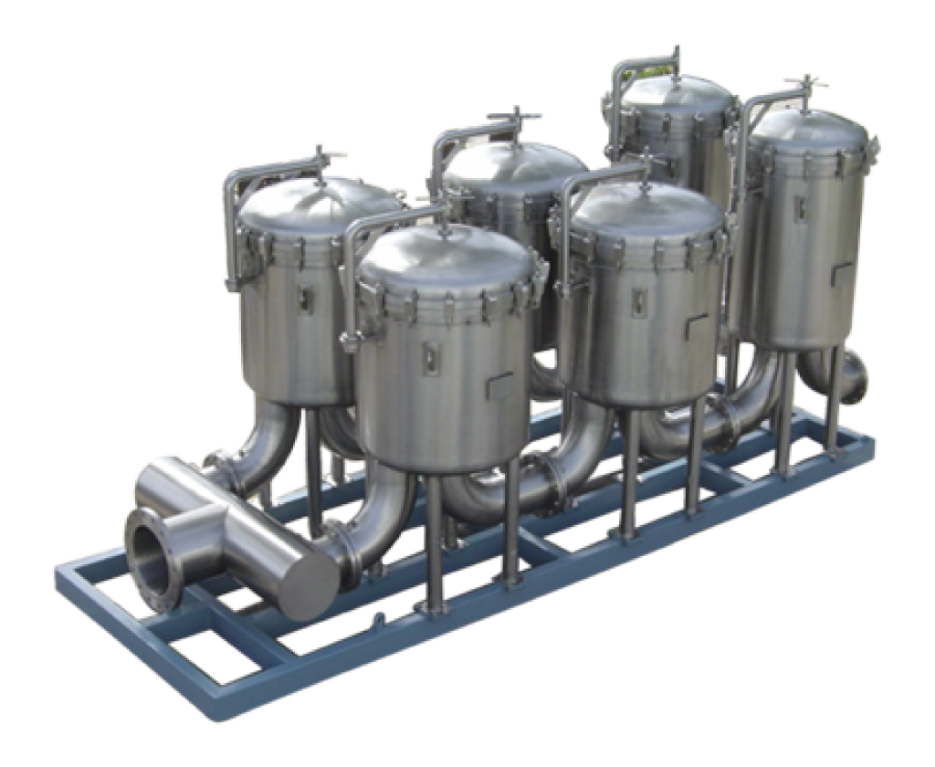 SS Filter Housings - Gopani Product Systems